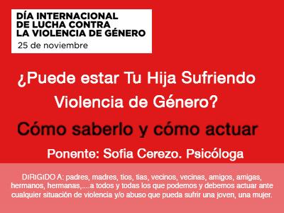 Talleres Violencia Género 2016