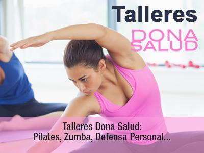 Talleres Dona Salud 2018