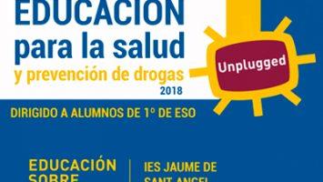 Unplugged programa de educación para la salud