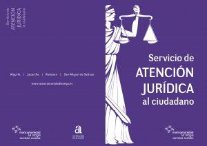 Servicio de Atención Jurídica al Ciudadano