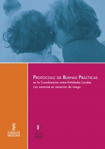 Protocolo de Buenas Prácticas en la Cooordinación entre entidades Locales con Menores en situación de riesgo_Página_01