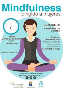 Taller mindfullness San Miguel de Salinas