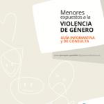 Guía informativa Menores expuestos a Violencia de Género