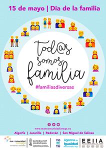 15 de Mayo. Día Internacional de la Famillia