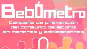 Bebómetro. Campaña de prevención del consumo de alcohol