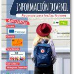 Cartel punto de información juvenil Mancomunidad La Vega