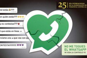 Banner No me toques el Whatsapp