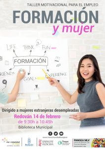 Formación mujer Redován