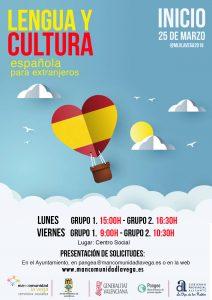Clases español y cultura para extranjeros