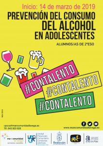 Prevención consumo alcohol en adolescentes