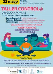 Cartel control@ padres 2019