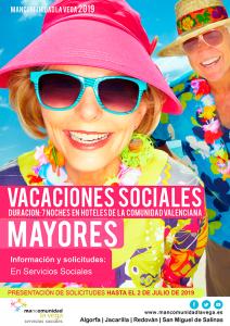 Vacaciones Sociales 2019
