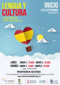 Clases de español para extranjeros 2019