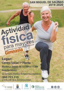 Actividad física San Miguel