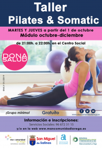 Cartel Pilates