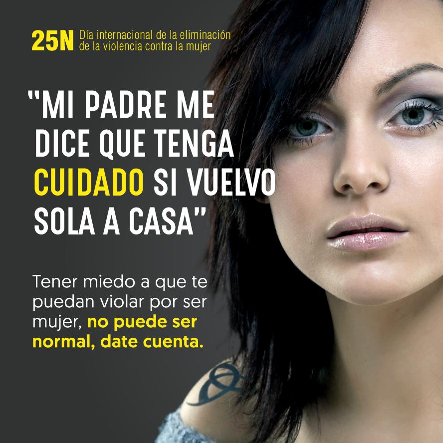 Campaña 25 de noviembre