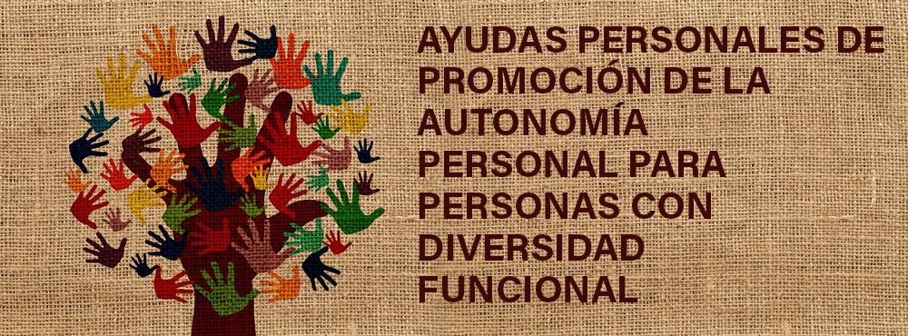 Ayudas Autonomia Personal