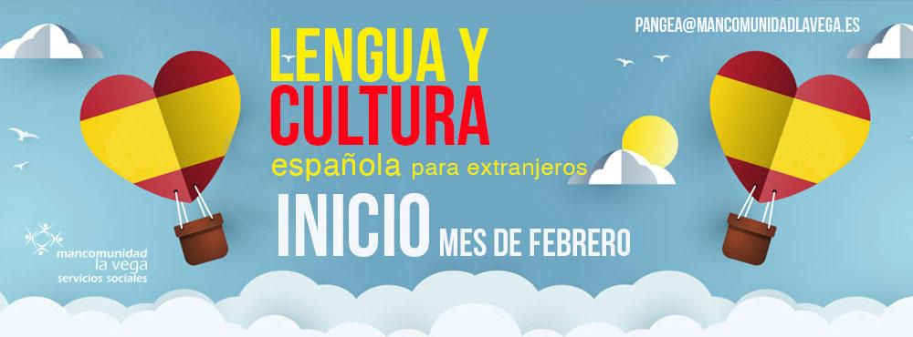 Lengua y cultura española