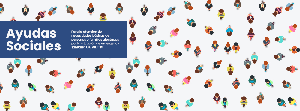 AYUDAS SOCIALES COVID-19