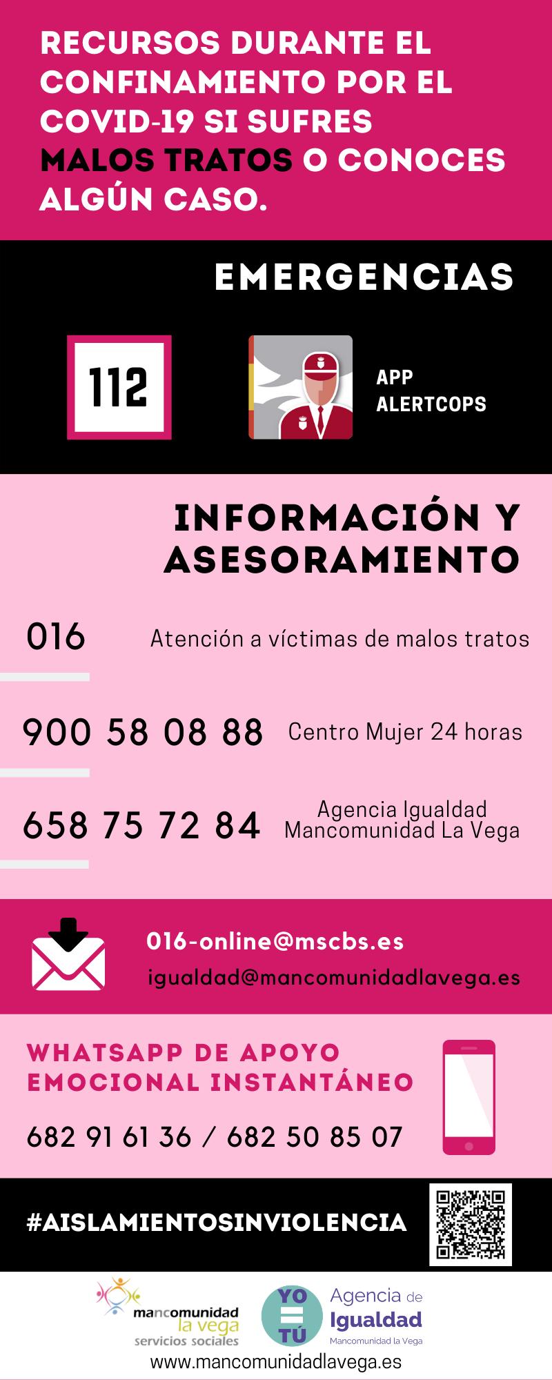 Infografía víctimas violencia de género