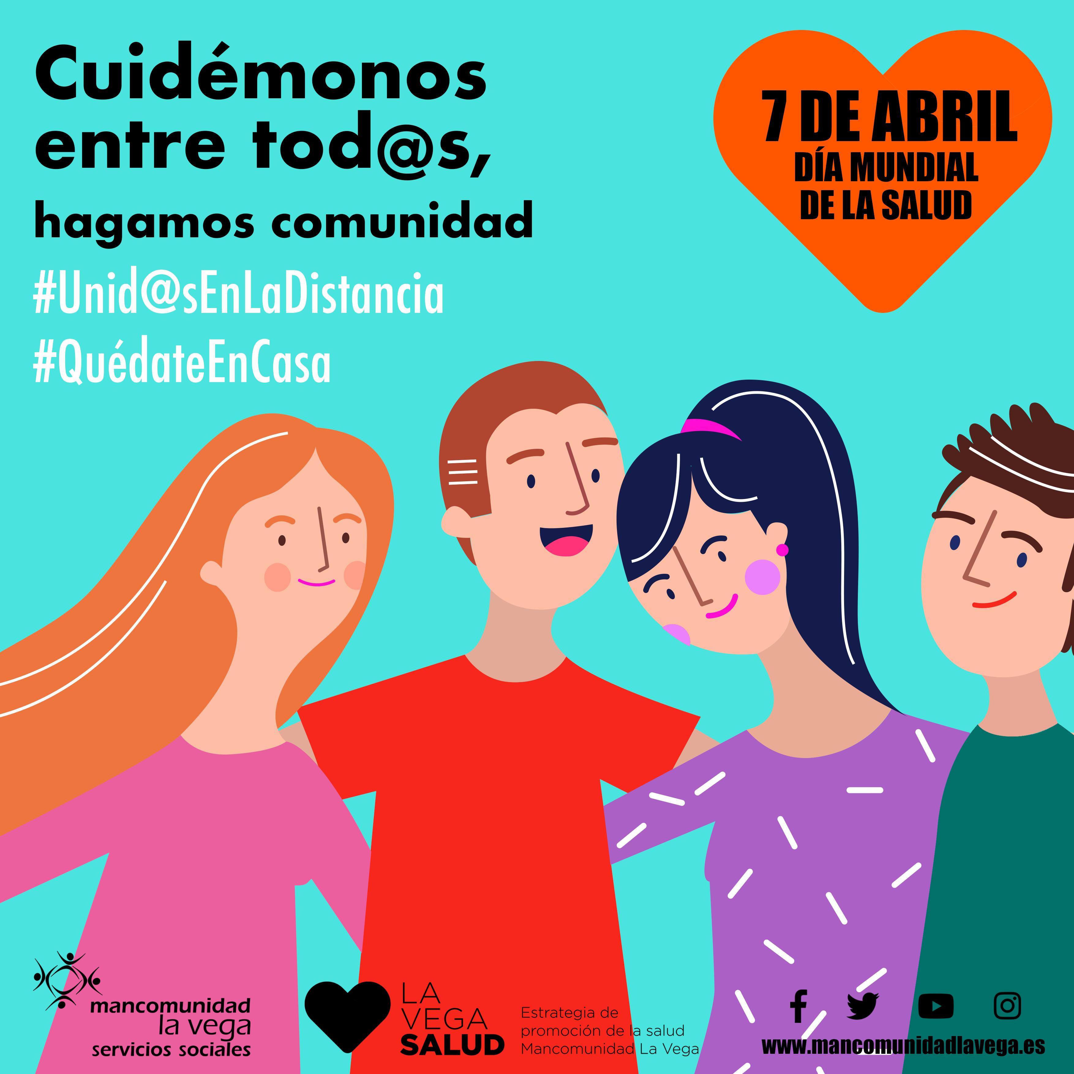 7 de abril. Día mundial de la salud