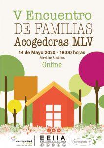 V Encuentro Familias Acogedoras online