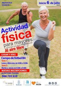 Actividad física Redován