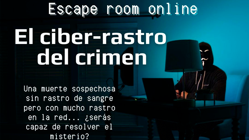 Escape Room-El ciber-rastro del crimen