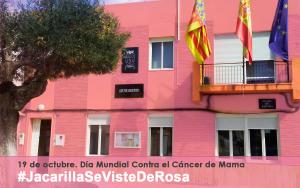 #Jacarillasevistederosa