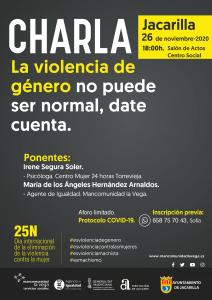 Jacarilla. Jornada Violencia de Género