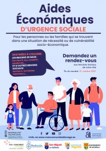 Ayudas Sociales de Emergencia