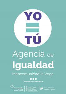 Cartel Agencia de Igualdad