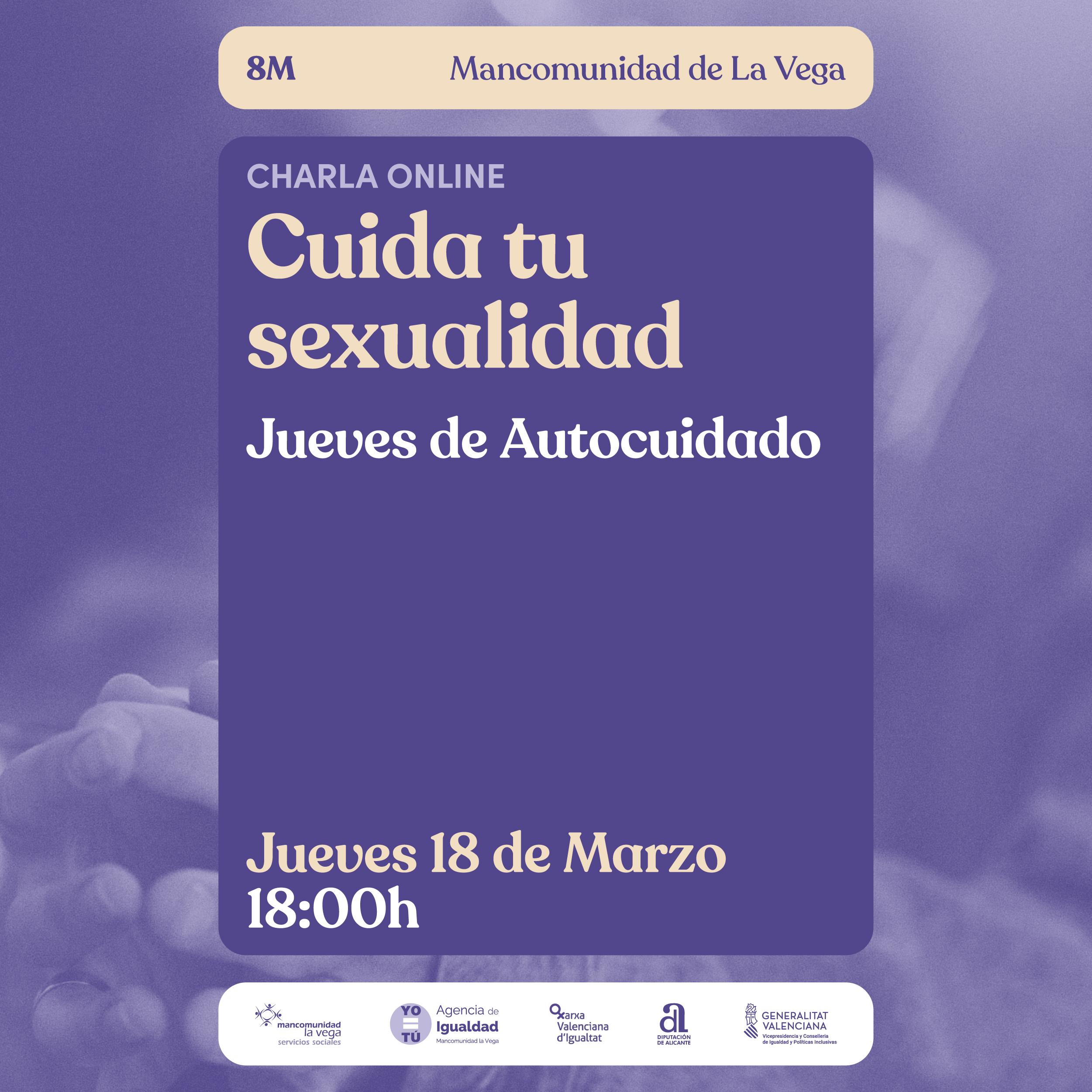 Cuida tu sexualidad
