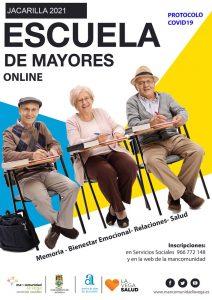 Escuela de Mayores Jacarilla 2021
