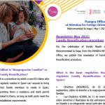 Boletín PANGEA mayo 2021