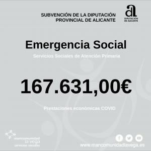 Subvenciones Diputación-Mancomunidad