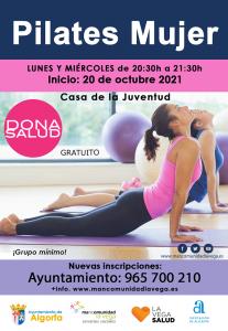 Pilates Algorfa 2021