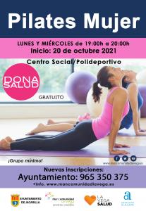 Pilates Jacarilla 2021
