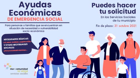 Ayudas Sociales 2021