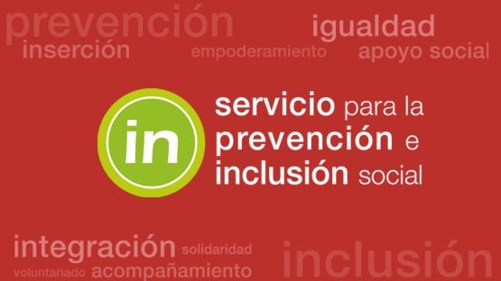 Servicio para la parevención e inclusión social