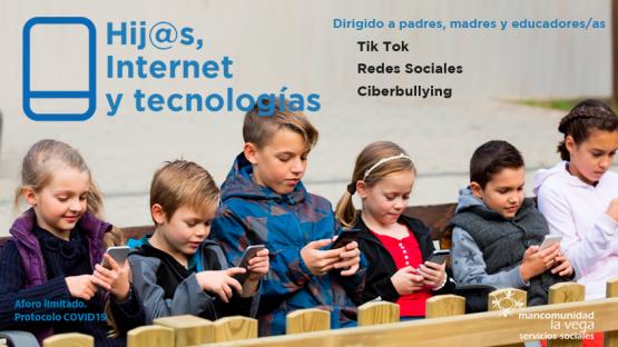 HIJ@S, INTERNET Y TECNOLOGÍAS