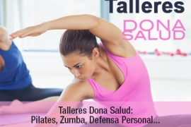 Talleres Dona Salud 2016
