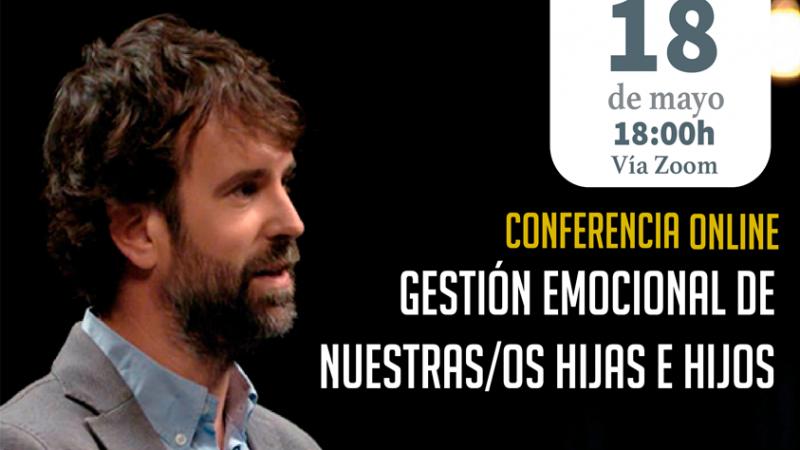Conferencia Rafa Guerrero