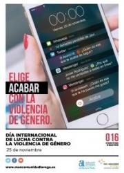 Elige acabar con la violencia de género