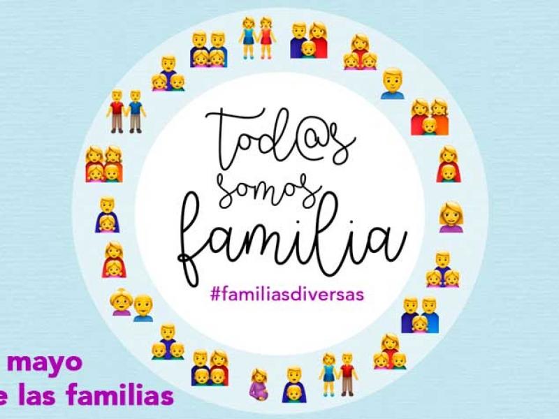15 de Mayo. Día Internacional de las Familias 2018.